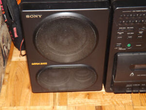 Sony CD Cassette Player Boombox