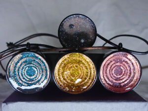 EMF Protection Pendants amazing hand crafted