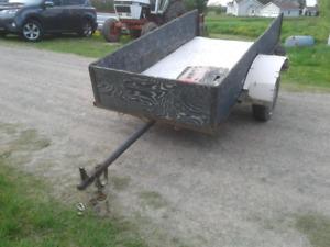 Remorque/trailer