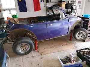 1966 VW BUG w/ Baja Kit