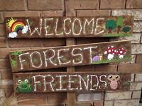 ~Fawn's Forest of Friends Family Childcare~Alcona