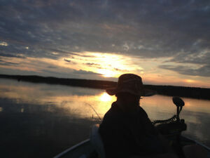 Great Walleye Fishing and a Place to sleep!!!!