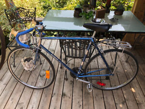 Vintage raleigh grand touring