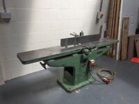 "Wilson Brothers 12"" Surface Planer, Beds 2160mm, 3 Phase"