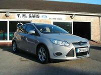 2011 Ford Focus 1.6TDCi ( 115ps ) Edge **NEW MODEL DIESEL**
