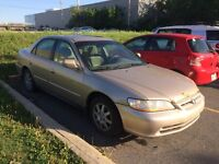 2002 Honda Accord Special edition Other