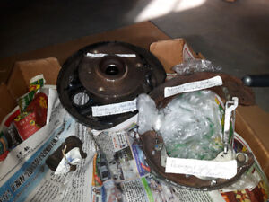 Smart Fortwo Front Wheel Bearing & Hub. Good condition. $45