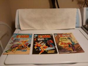 Modern Comics Reprints 1978 - E-Man, Judo Master, The Peacemaker