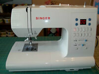 Singer Computerized Sewing Machine