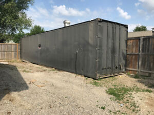 Storage  48 ft Container /insulated /Hydro/secure/ for rent