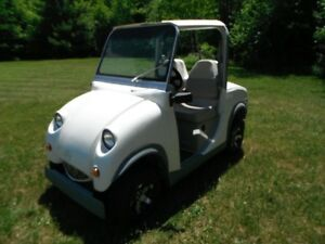 2009 LC3 Electric vehicle/golf cart