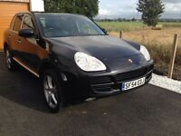Porsche Cayenne 3.2s May swap s4 r32 l200 ml cayenne turbo cash added