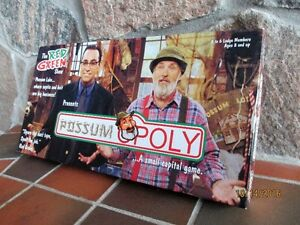 The Red Green Show PossumOPOLY Board Game