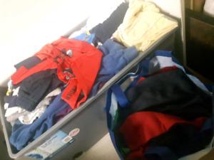Size 4 boys clothes huge lot