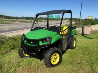 Like New 2014 John Deere XUV 550 Gator