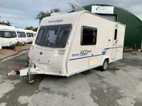 2010 Bailey Ranger GT60 2 berth Caravan