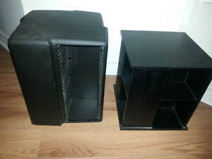 2 CD storage towers ( over 200 CD`s )