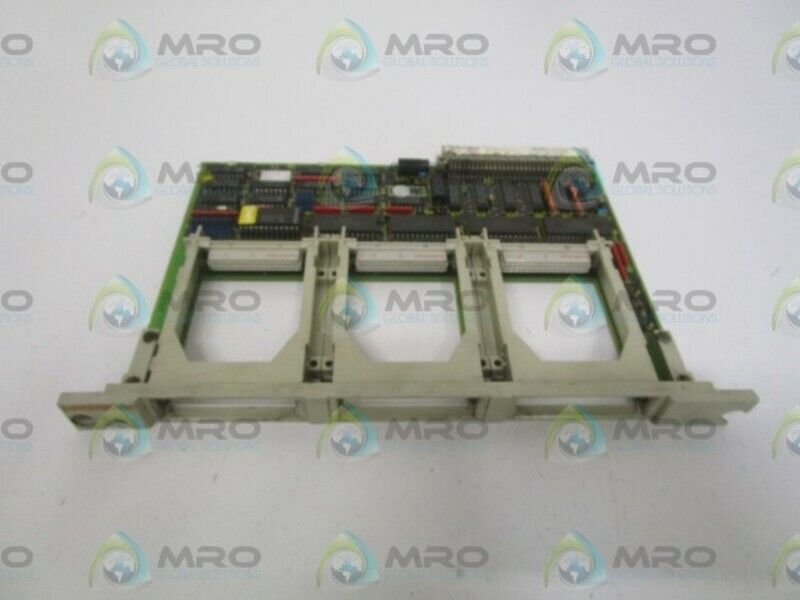 SIEMENS 6FX1120-2CA00 PLC MODULE MEMORY (AS PICTURED) *USED*