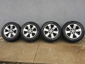 "2013 Ford F-150 OEM 20"" Wheels/Tires"