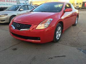 *SOLD*2009 Nissan Altima 2.5 S Coupe (2 door)*SOLD*