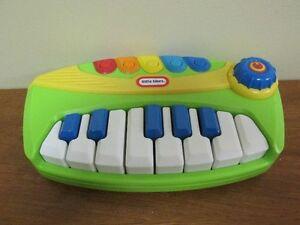 Petit clavier génial musical et lumineux de Little Tikes