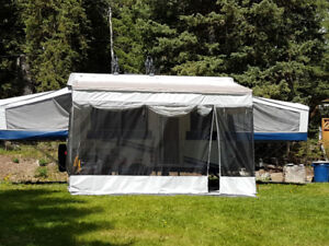 2008 - 12' Jayco Jay Series Tent Trailer