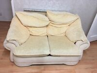 Cream sofa - free