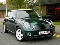2007 57 MINI Hatch 1.6 Cooper D 3dr COLOUR PACK+PANORAMIC ROOF+JCW