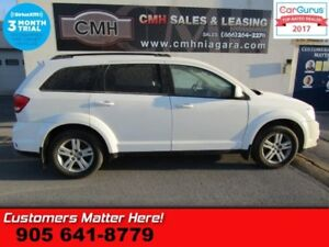 2012 Dodge Journey SXT  Crew  V6 7-PASS U-CONNECT CLIMATE GARAGE