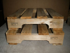 Two Small Wooden Pallets for DIY Projects London Ontario image 6