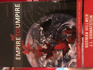 Empire to Umpire by Norman Hillmer