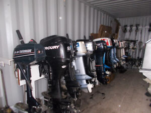 Buying OUTBOARD MOTORS