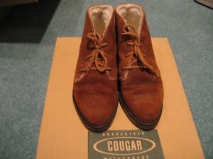 Cougar Suede Winter Boots