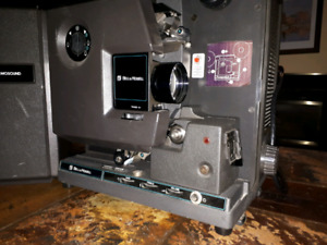 Bell and Howell 16mm Filmosound