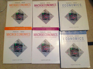 selling first year econ textbooks