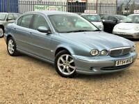 2004 Jaguar X-TYPE SE 2.0D 130Bhp Warranty & Delivery Available PX welcomee