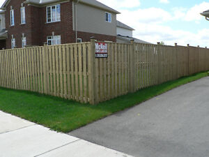 Fence Installs and Repairs London Ontario image 1