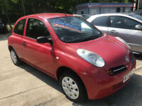 53 REGNissan Micra 1.2 16v auto S ONLY 15.176 MILES