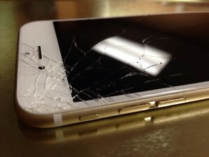 Cracked iPhone?? Right price? I'll buy it!