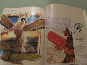 The Art of the Dungeons and Dragons Fantasy Game Paperback 1986 Kingston Kingston Area image 7