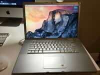 "Apple MacBook Pro ""Core 2 Duo"" 2.4 15"" (08) - Great Condition"