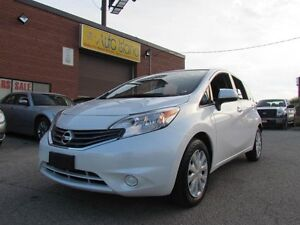 2014 Nissan Versa Note SV,Low KMs,BLUE TOOTH