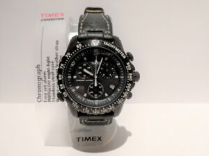Timex Men's Expedition Premium Collection Chrono Watch - T42351