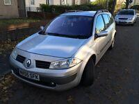 Sale Renault Megane 1.5 diesel