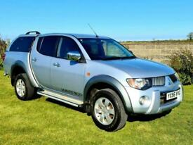 56 MITSUBISHI L200 WARRIOR DI-D DOUBLE CAB 4x4, ONE OF THE NICEST AVAILABLE!!