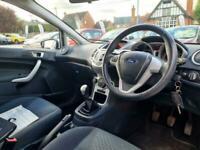 2012 Ford Fiesta 1.4 ZETEC 16V 3d 96 BHP Hatchback Petrol Manual