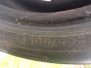 FOR SALE: Used 4 Winter Tires Studded St. John's Newfoundland image 9