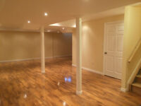 Quality Basements & Renovations - Call us today.