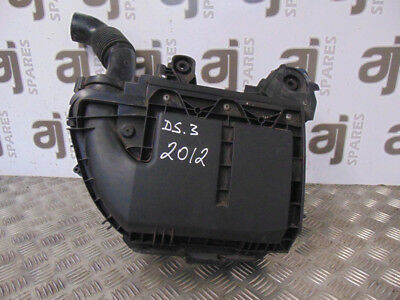CITROEN DS3 D-STYLE 2012 AIR BOX (SOME MARKS) 9673061080
