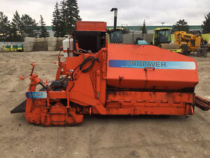 Used Gilcrest 813RT ProPaver - READY TO PAVE!